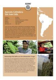 San Juan (JL).indd - Fair Trade