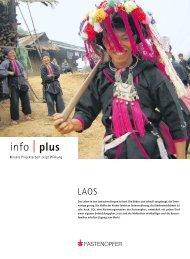 INFOPlus: Laos - Fastenopfer