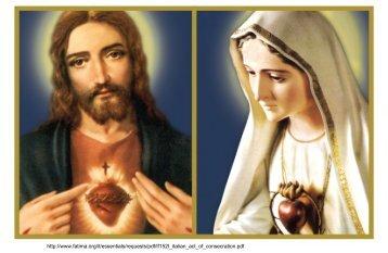 Atto di Consacrazione della famiglia al Sacro Cuore