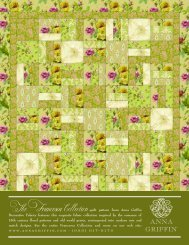 The Francesca Collection - Fat Quarter Shop
