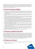 KLADEČSKÝ PŘEDPIS PODLAHOVÝCH DÍLCŮ - Fatra - Page 5