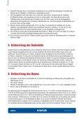 Vorschrift für verlegung und pflege FATRACLICK - Page 6