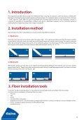INSTALLATION MANUAL - Fatra - Page 4