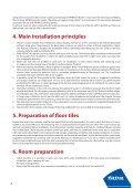 INSTALLATION MANUAL - Fatra - Page 5