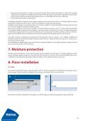 INSTALLATION MANUAL - Fatra - Page 6