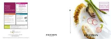 Printemps-Eté 2013 - Fauchon