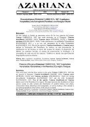 azariana 20 - FAUNA Paraguay