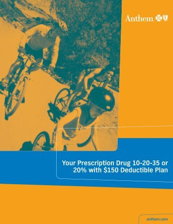 Your Prescription Drug 10-20-35 or 20% with ... - Fauquier County