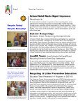 Wasteline Newsletter - Fauquier County - Page 2