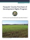 fauquier county purchase of development rights program progress ... - Page 2