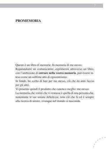 Prefazione - Fausto Lupetti Editore