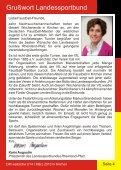 Grußwort Schirmherr - VfL Kirchen - Page 3