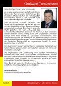 Grußwort Schirmherr - VfL Kirchen - Page 4