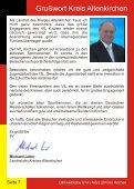 Grußwort Schirmherr - VfL Kirchen - Page 6