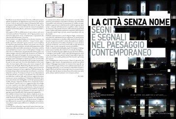 Vedi un estratto della rivista - Fausto Lupetti Editore