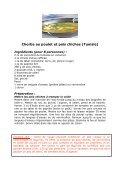 Atelier Cuisine nord-africaine - Centre de Rencontre et d'Animation ... - Page 2