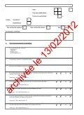 DPA 2187 Protection et bien-être des volailles à l'abattoir ... - FAVV - Page 3