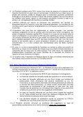 Rapport de la réunion n° 2011-3 du comité consultatif de l ... - Favv - Page 3