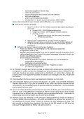 Rapport de la réunion n° 2011-3 du comité consultatif de l ... - Favv - Page 5