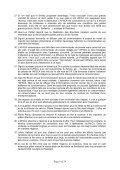 Rapport de la réunion n° 2011-3 du comité consultatif de l ... - Favv - Page 6