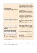 Persoonlijke hygiëne in bedrijven in de voedselketen - Page 5