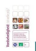 Voedselveiligheid: tot welke prijs - Favv - Page 3