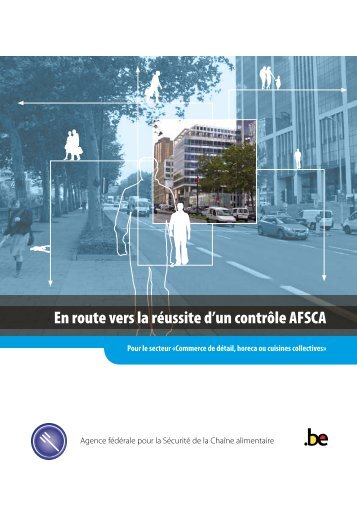 En route vers la réussite d'un contrôle AFSCA - Favv