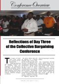 Collective Bargaining - Congress of South African Trade Unions - Page 3
