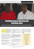 Collective Bargaining - Congress of South African Trade Unions - Page 5
