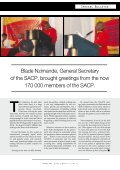 Collective Bargaining - Congress of South African Trade Unions - Page 7
