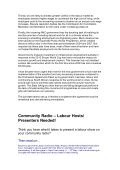 FAWU Bulletin, 8 May 2009 - Food and Allied Workers Union - Page 6