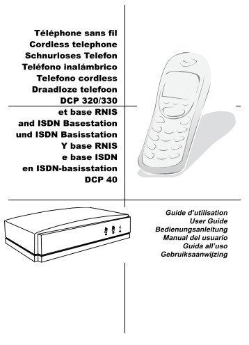 BDA DCP 40-300 isdn - Fax-Anleitung.de