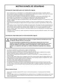 Philips HFC 141/171 E Manual - Fax-Anleitung.de - Page 2
