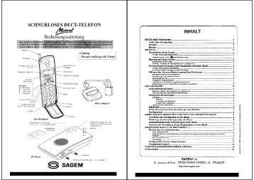 BDA Mistral 10-200 und 20-200 - Fax-Anleitung.de