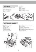 Manual Magic / Magic Vox / Magic Memo F - Fax-Anleitung.de - Page 4