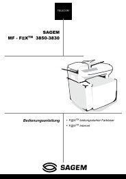 BDA Webf@x MFC-3830/3850 deutsch - Fax-Anleitung.de
