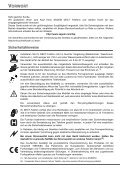 BDA D70T / D70V - Fax-Anleitung.de - Seite 2