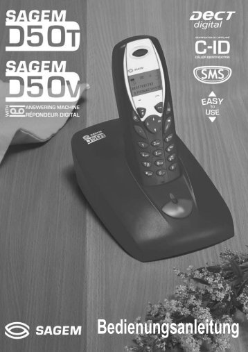 BDA D50T / D50V - Fax-Anleitung.de