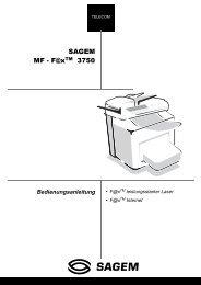 BDA Webf@x MF-3750 deutsch - Fax-Anleitung.de