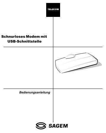 BDA DCP 400 USB-Adapter - Fax-Anleitung.de