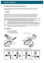 G2-Ph EasyInstall D.p65 - Fax-Anleitung.de