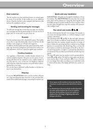 Philips Magic2 Kala GB Manual - Fax-Anleitung.de