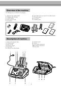Philips Magic2 Kala GB Manual - Fax-Anleitung.de - Page 4