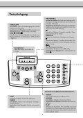 Kurzübersicht - Fax-Anleitung.de - Page 6