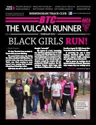 BLACK GIRLS RUN! - Birmingham Track Club