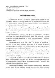 História, gênero e trajetórias biográficas – ST 42 - Fazendo Gênero ...