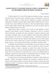 Ana Luisa Gediel - Fazendo Gênero