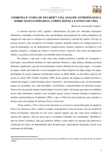 Bianca de Vasconcellos Sophia - Fazendo Gênero