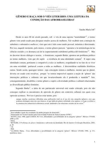 Download do Trabalho - Fazendo Gênero - UFSC