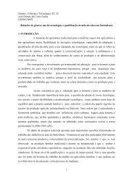 1 Gênero , Ciências e Tecnologia. ST. 22 Auri ... - Fazendo Gênero